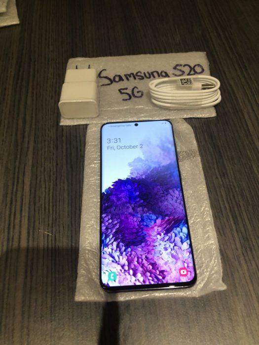 Samsung-S20-5G