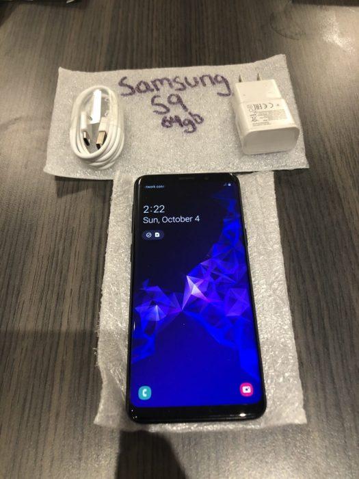 Samsung-S9-Front