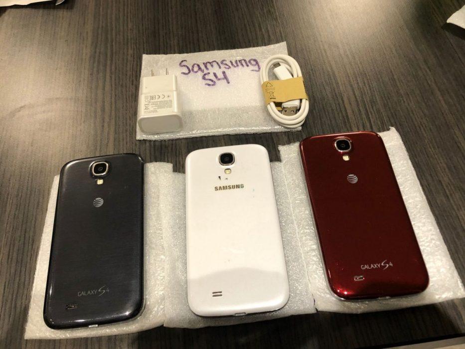 Samsung-S4 back
